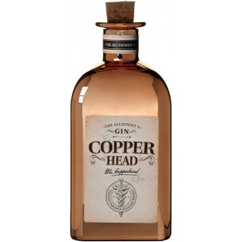 GIN COPPERHEAD 40% 0,5L