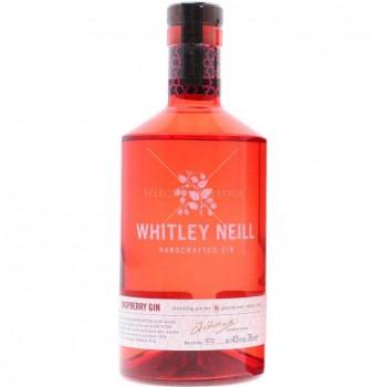 GIN WHITLEY NEILL RASPBERRY 43% 0.7L