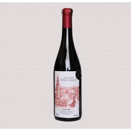 Winnica Trojan - wino czerwone 2017