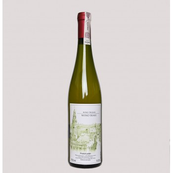 Winnica Trojan Red Riesling 2019