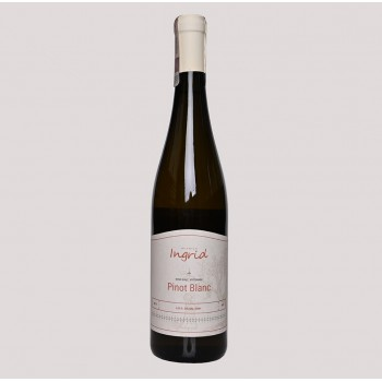 Winnica Ingrid- Pinot Blanc 2020