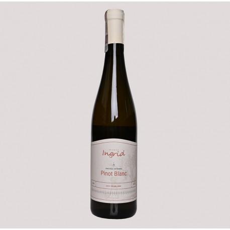 Winnica Ingrid- Pinot Blanc 2019