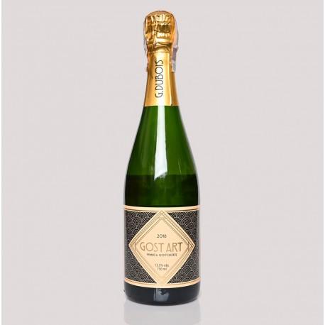 Gost Art wino musujące - winnica Gostchorze