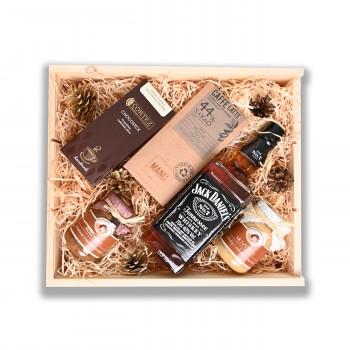 Zestaw upominkowy z whisky Jack Daniel's I