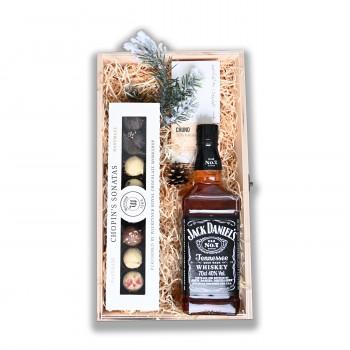 Zestaw upominkowy z whisky Jack Daniel's II