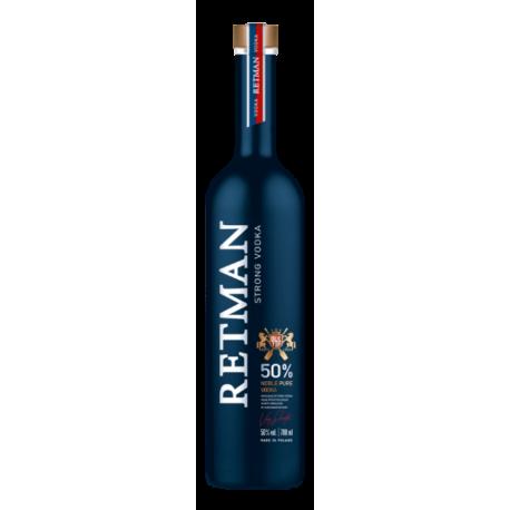 Wódka Retman Strong