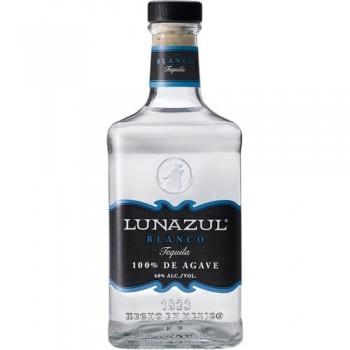Lunazul Tequila Blanco 100% de Agave 0,7l