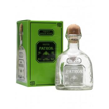 TEQUILA PATRON SILVER 0,7l