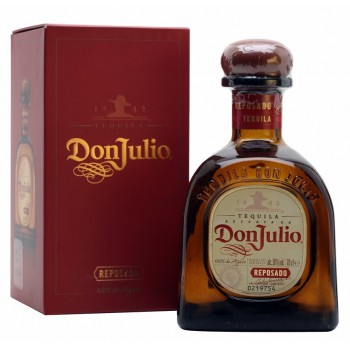 DON JULIO REPOSADO 38% 0.7L