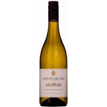 Lawson's Dry Hills White Label Sauvignon