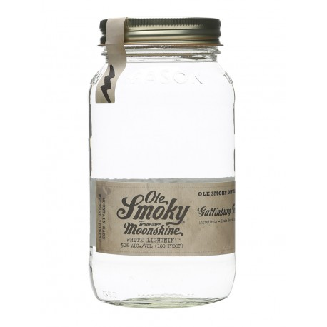 Ole Smoky Tennessee Moonshine White Lightnin