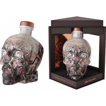 Crystal Head Vodka JOHN ALEKSANDER