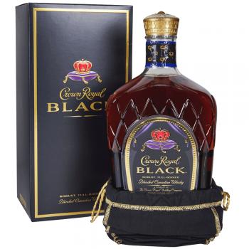 Crown Royal Black w kartoniku 45% 1l