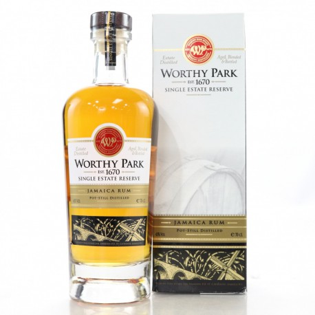 Worthy Park Estate Reserve