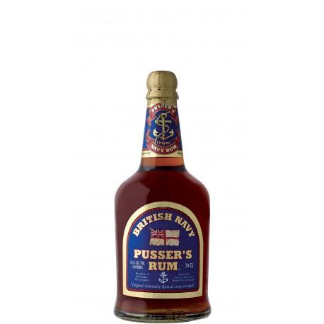 Pusser's Rum Gunpowder Proof 54,5% 0.7