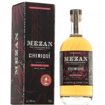 Mezan Chiriquí Moscatel Cask Finish