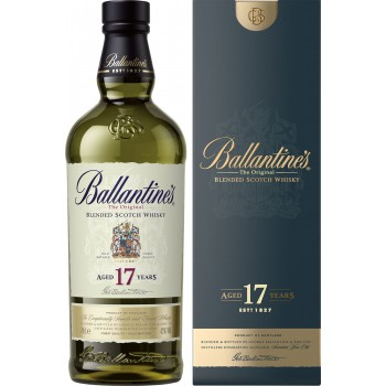Ballantine's 17YO w kartoniku