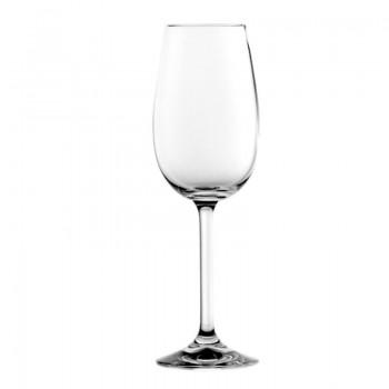 Kieliszki do wina kryształowe 6 sztuk