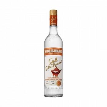 Stolichnaya Salted Carmel Vodka 40%