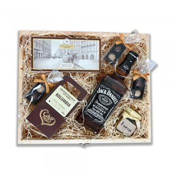 Zestaw upominkowy z whiskey Jack Daniel's