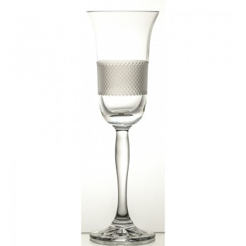 Kieliszki do szampana Satine 6 sztuk