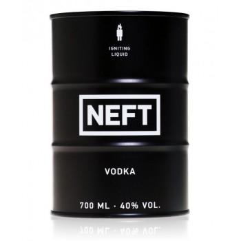 NEFT VODKA BLACK 0,7l 40%