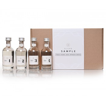 Tequila Blanco, Anejo, Reposado & Mezcal- sample 4x 50ml