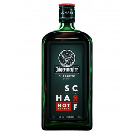 Jagermeister Hot Ginger 33%