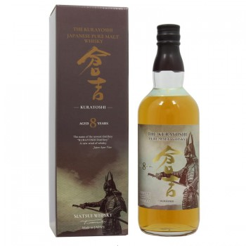 The Kurayoshi 8YO 43% 0,7l