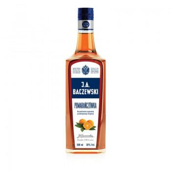 Wódka J.A. Baczewsk Pomarańczówka 0.5l 38%