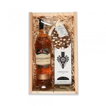 Zestaw wielkanocny z whisky