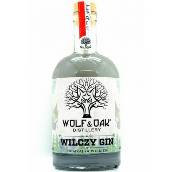Wilczy Gin Wolf&Oak