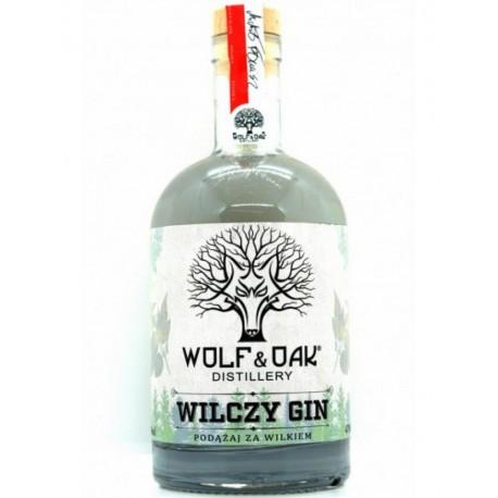 Wilczy Gin Wolf&Oak