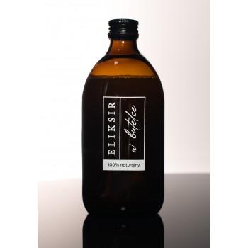 Eliksir w butelce basil smash