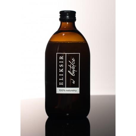 Eliksir w butelce spritz