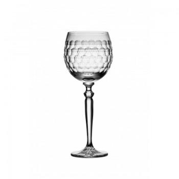 Kieliszek kryształowy do wina