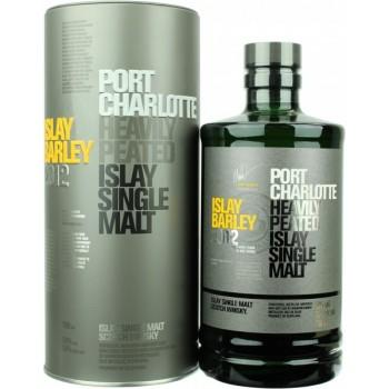 Port Charlotte 2011 Islay Barley hevily peated 50%