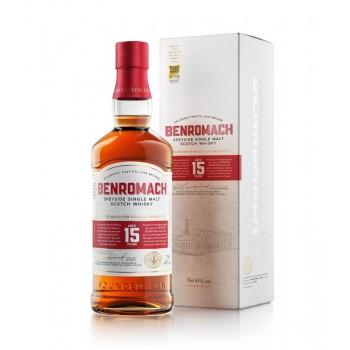 Benromach 15YO 43% 0,7 L