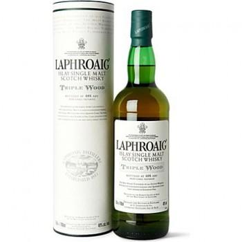 Laphroaig Triple Wood w tubie 48% 0,7l