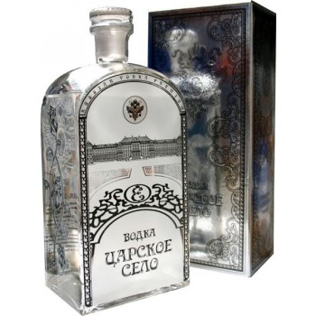 Carskoje Selo Ultra Premium Vodka w kartoniku 40%