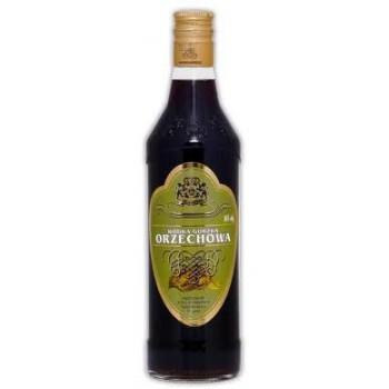 Wódka Gorzka Orzechowa 36% 0,5l