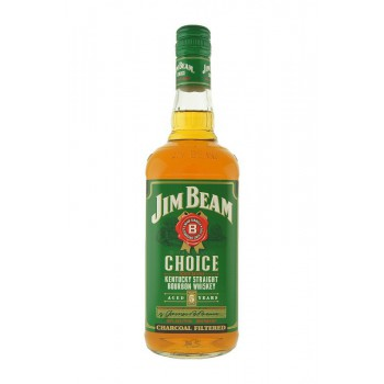 JIM BEAM CHOICE GREEN  40% 0,7L