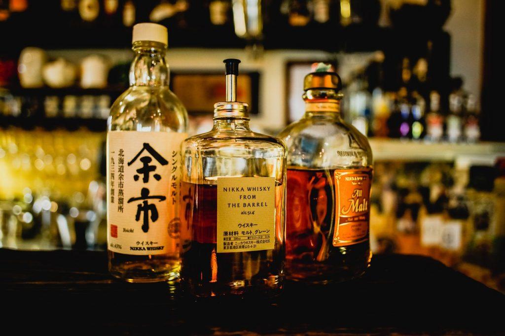 whisky japonska