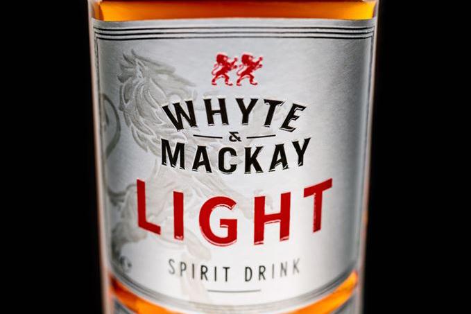 Whyte & Mackay Light