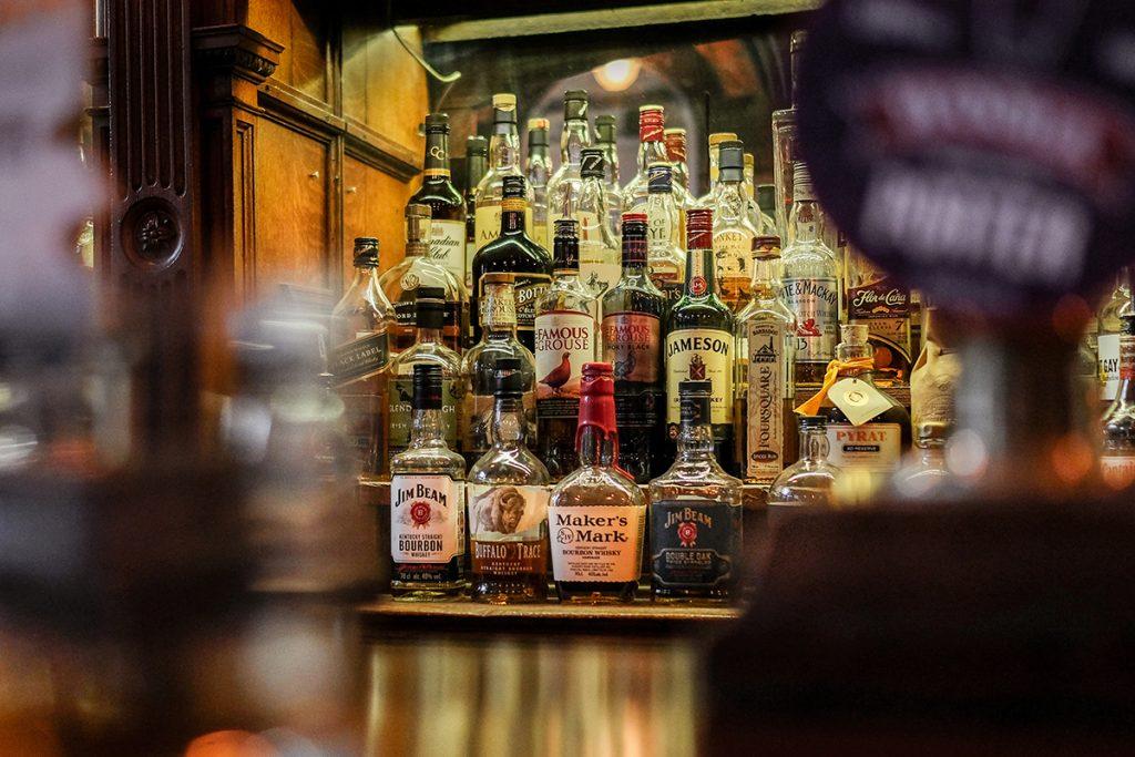 whisky zbożowa