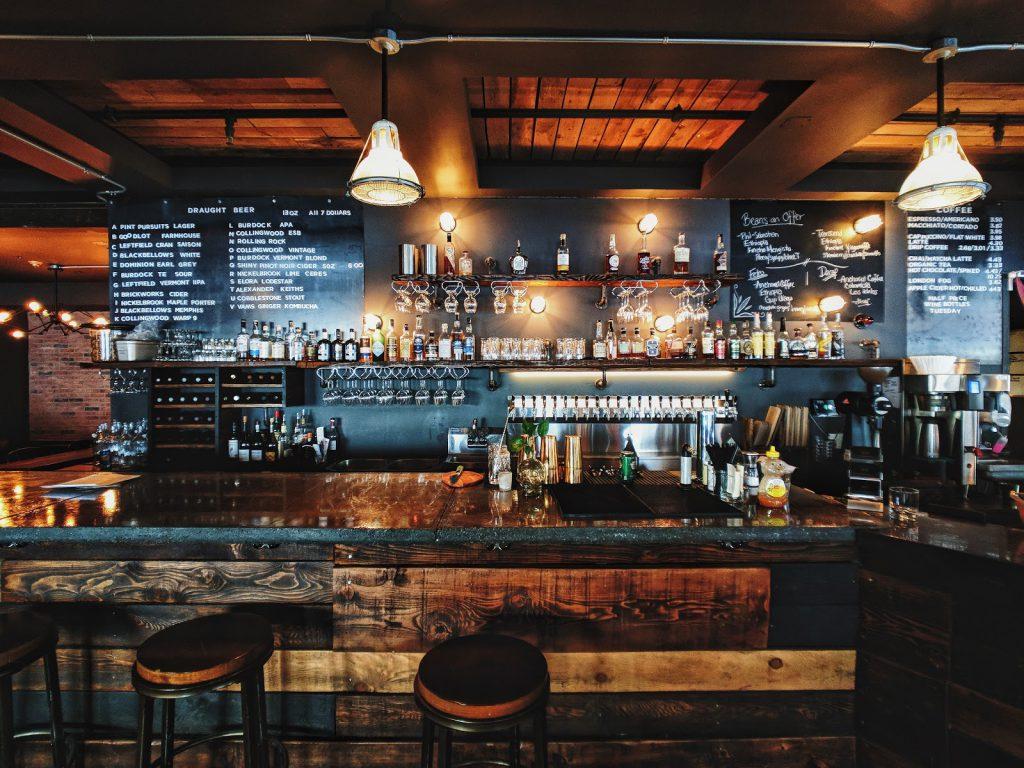 Pub w Irlandii | eluxo.pl