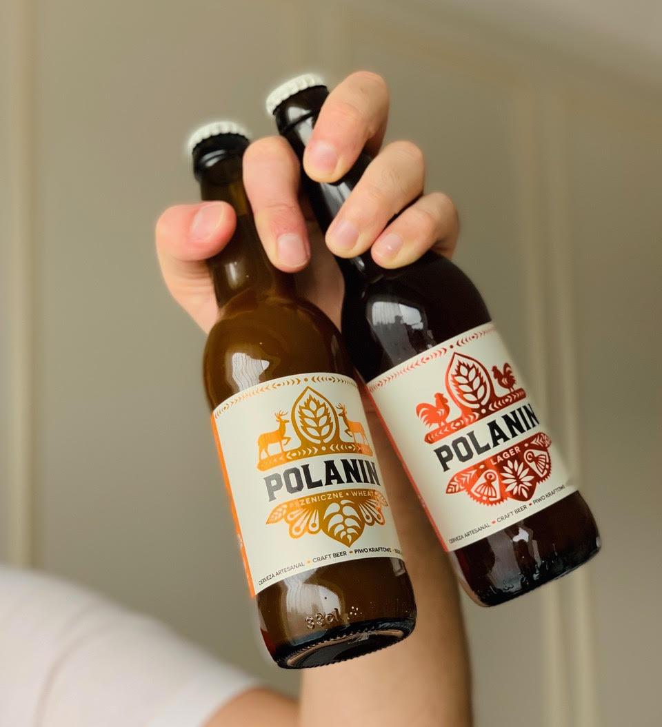 browar polanin lager piwo