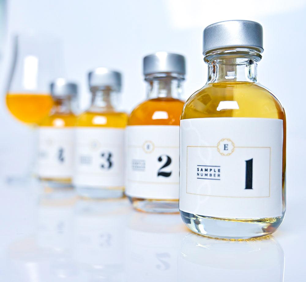 buteleczki sample eluxo
